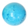 Turquonite Stabilized 14mm Round Bead Semi-Precious